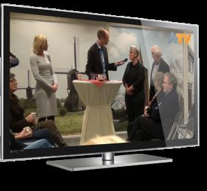 TV met beeld